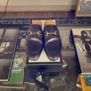 Authentic Gucci Princetown Loafers